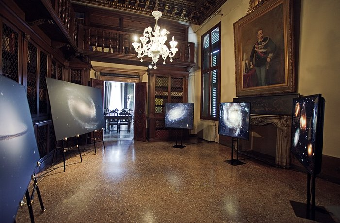 Hubble images on display