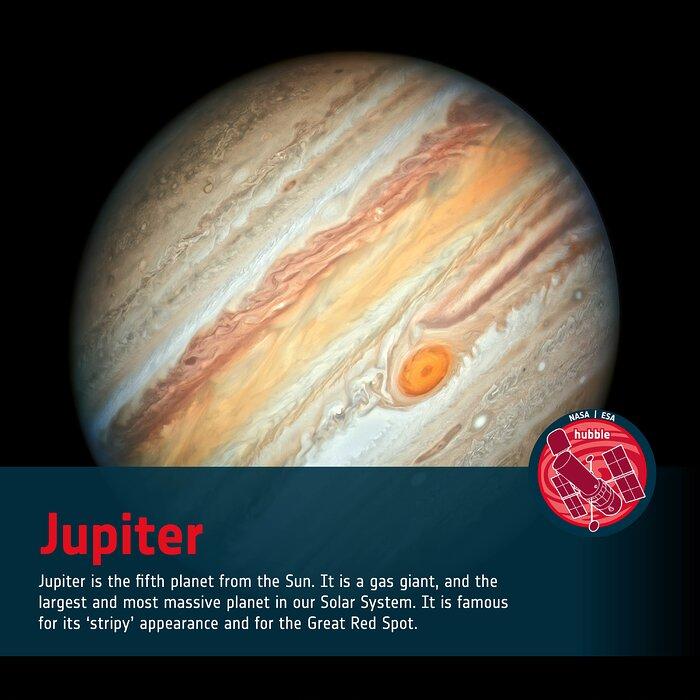 Word Bank: Jupiter