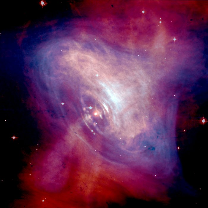 Space Movie Reveals Shocking Secrets of the Crab Pulsar