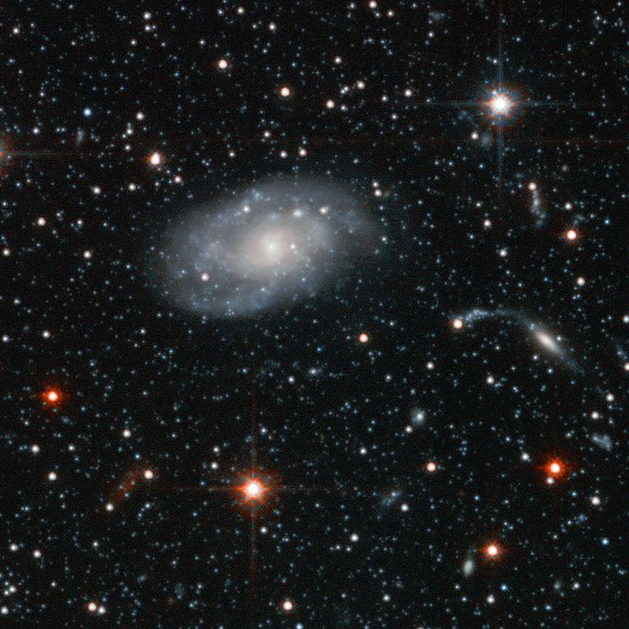Andromeda Galaxy Halo Details - 1