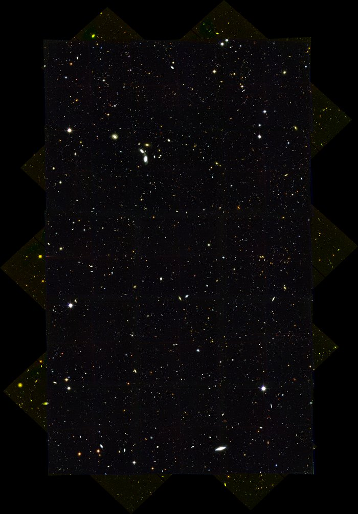 CDF-S HST/ACS/WFC Full Mosaic