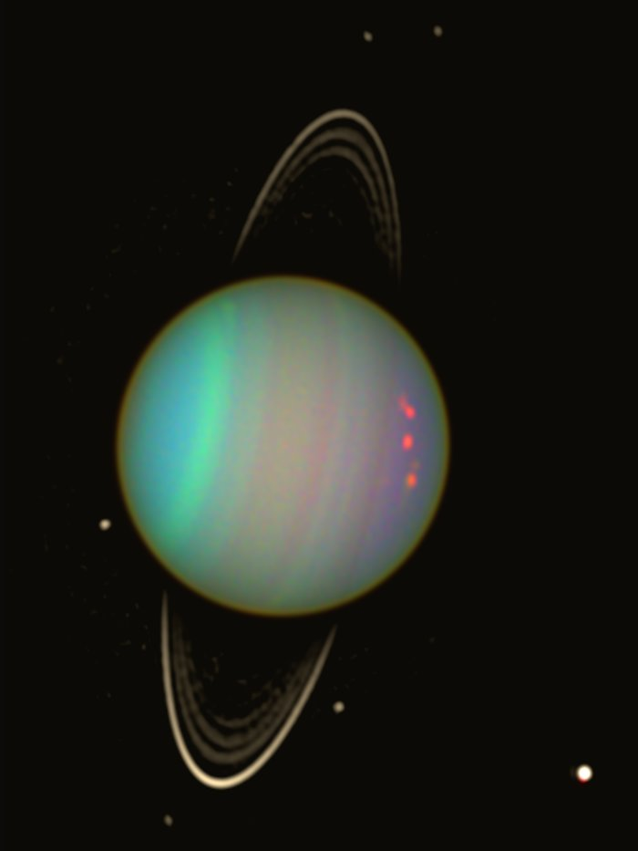 Uranus - Wider View