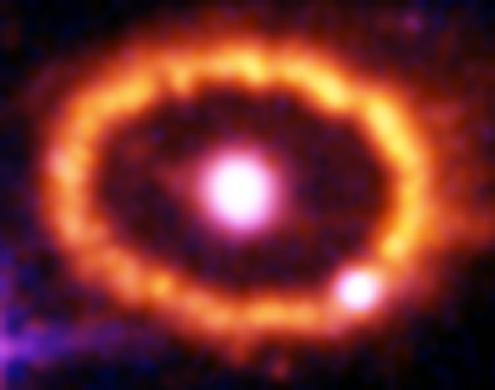 Hubble Supernova 1987A Scrapbook (1994-2003) - Image 2