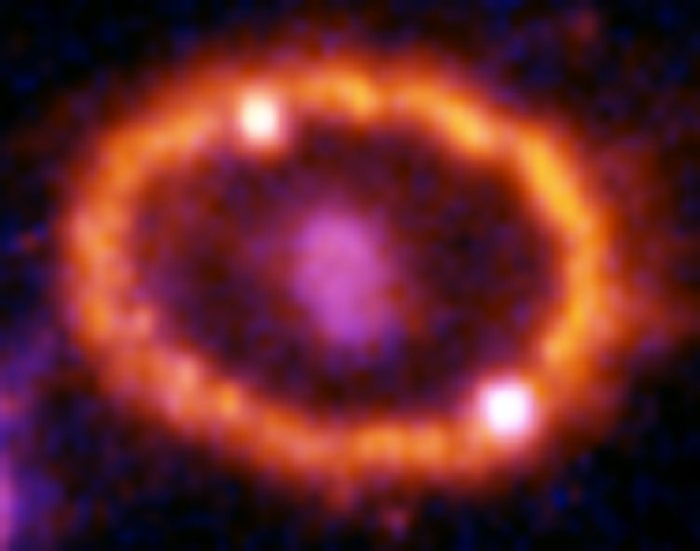 Hubble Supernova 1987A Scrapbook (1994-2003) - Image 8