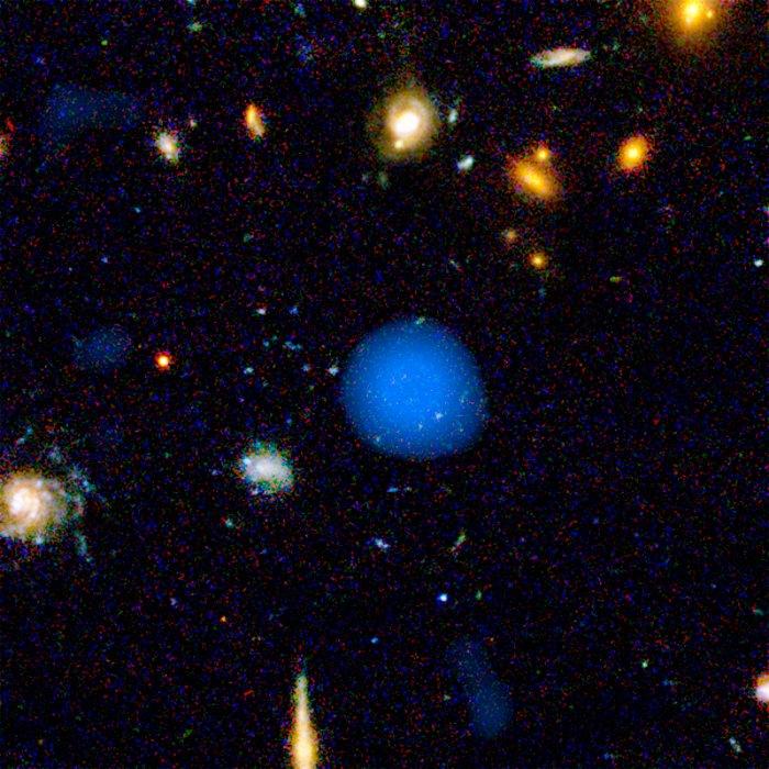 Hubble+Chandra: Object #3 53.057987-27.833524