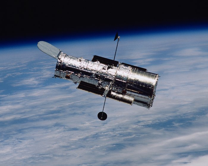 Hubble Space Telescope Begins