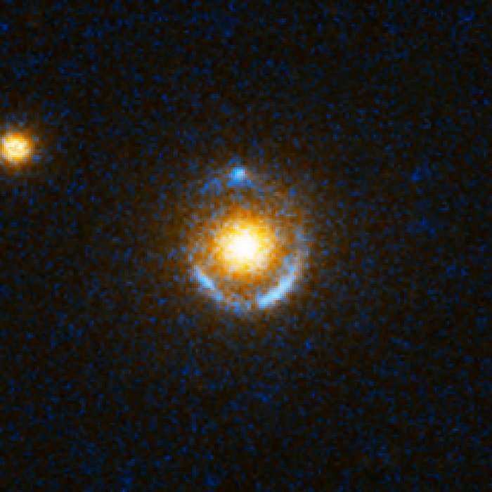 Einstein Ring Gravitational Lens: SDSS J073728.45+321618.5