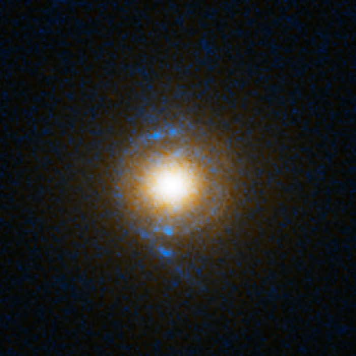 Einstein Ring Gravitational Lens: SDSS J125028.25+052349.0