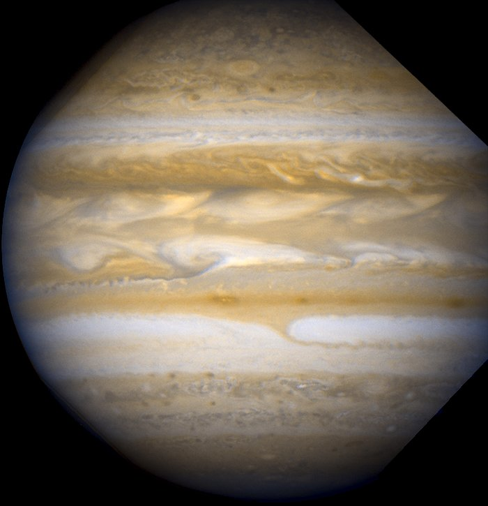 Jupiter - March 25, 2007 (Full Field)