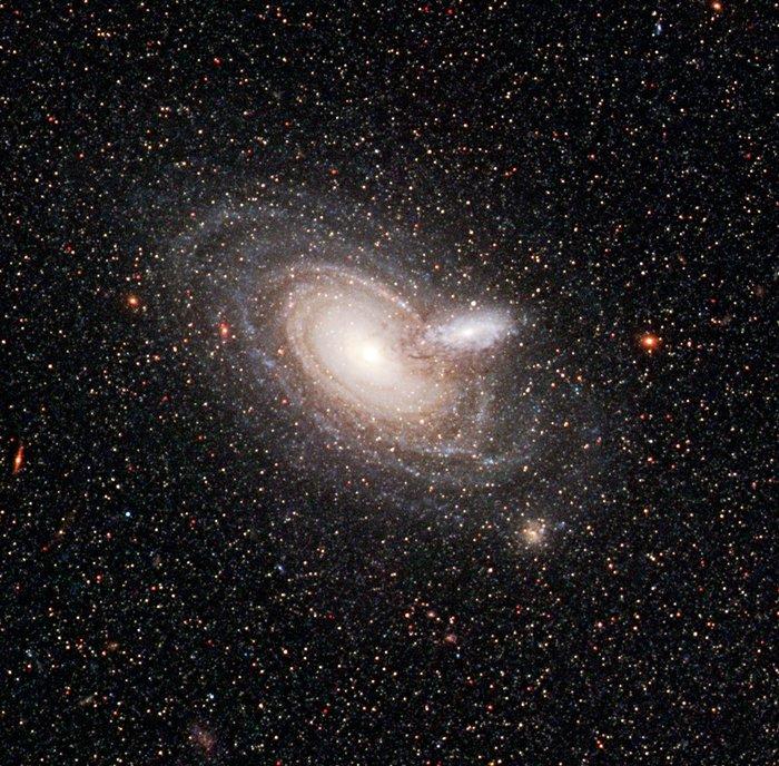 Galaxy Silhouettes