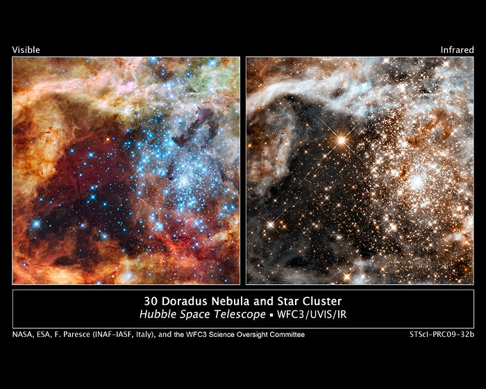 Hubble's grand view of star birth