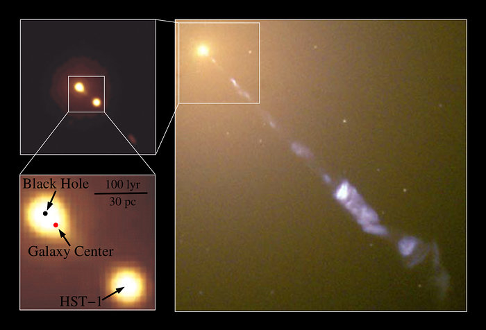 Images of M87