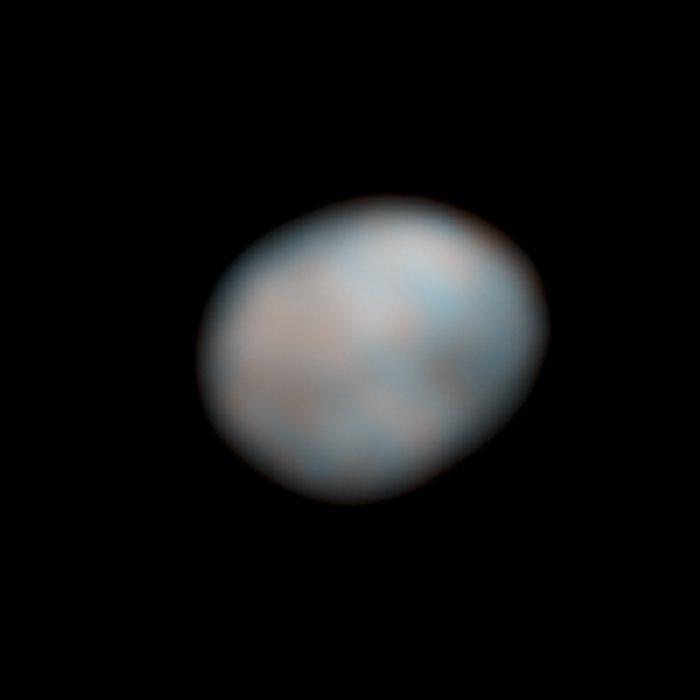 Vesta - HST - 260° longitude