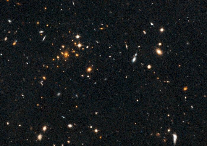 Galaxy cluster IDCS J1426.5+3508