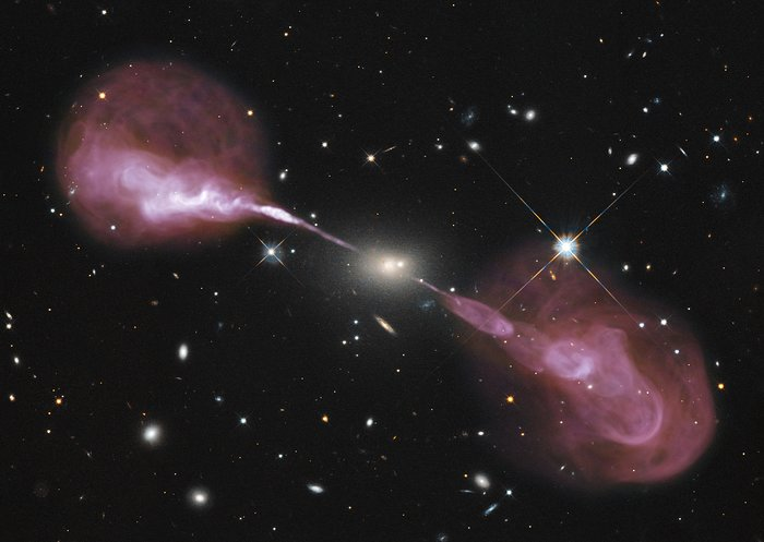 A multi-wavelength view of radio galaxy Hercules A