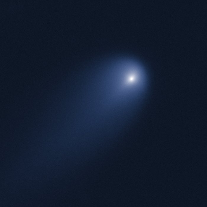 Hubble captures Comet ISON
