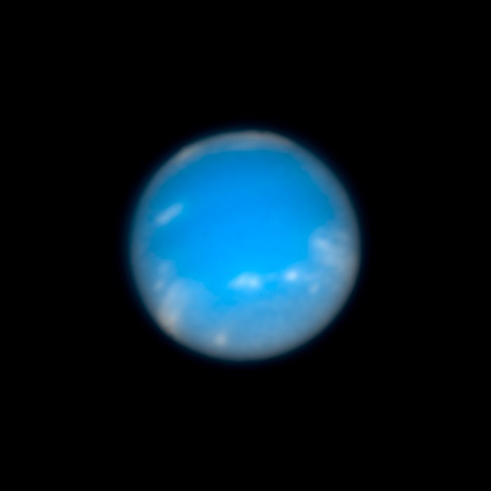 neptune from hubble - photo #6