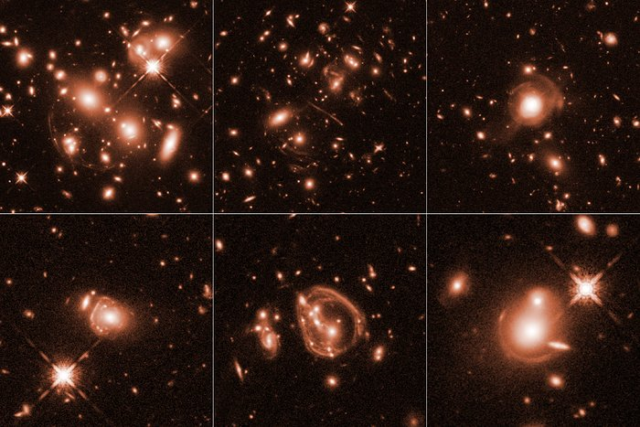 Hubble captures gallery of ultra-bright galaxies