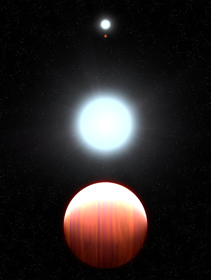 Kepler-13Ab (artist's impression)