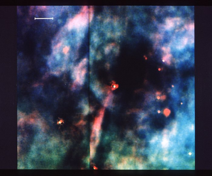 NASA/ESA Hubble Space Telescope Discovers Jet Structure in the Orion Nebula