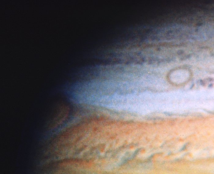 HST's First Observation Of Jupiter
