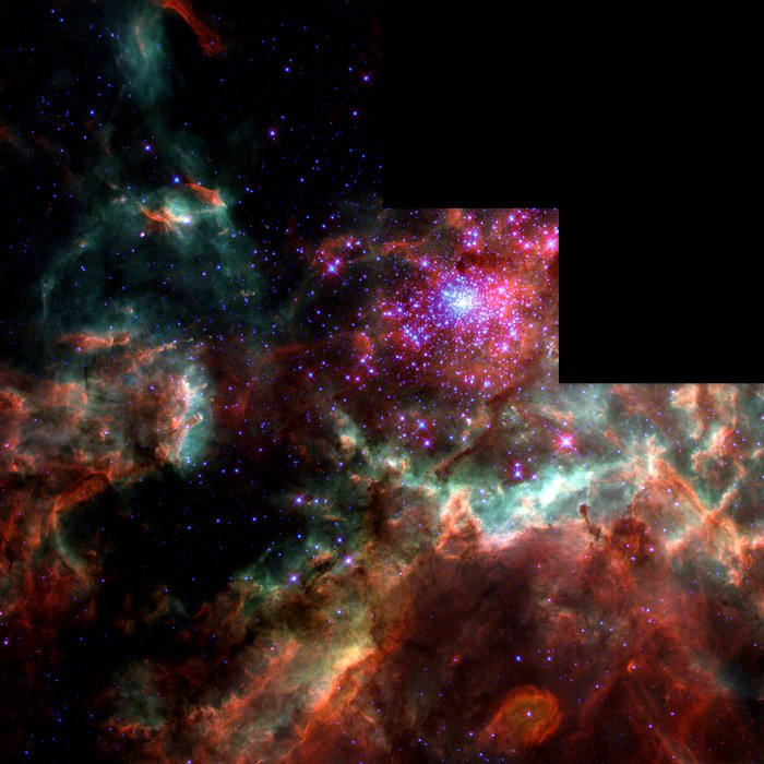 Star Cluster R136