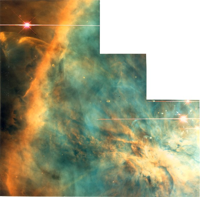 Hubble Probes the Great Orion Nebula
