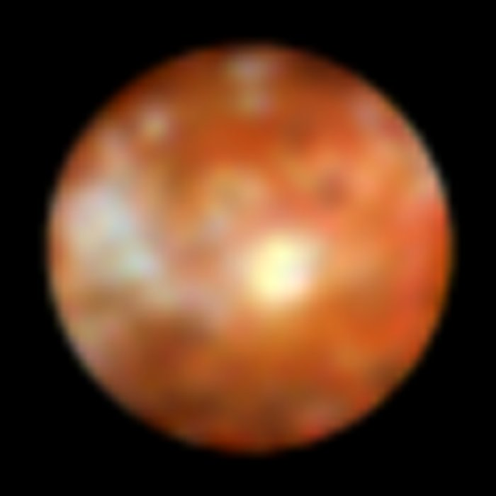 Changes on the Surface of Io