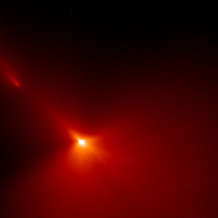 Inner Region of Comet Hyakutake