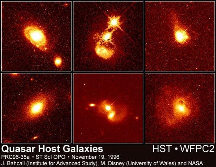 Quasars and Their Host Galaxies