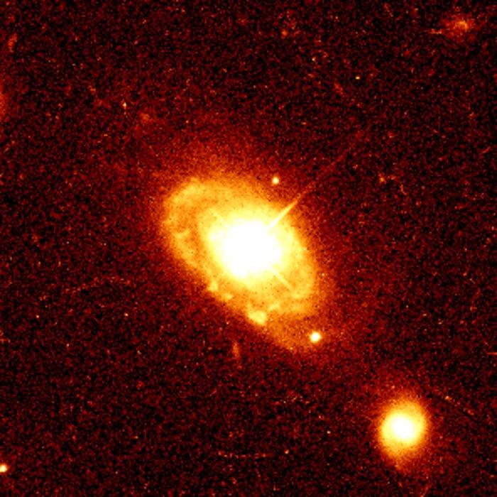 Quasar PG 0052+251
