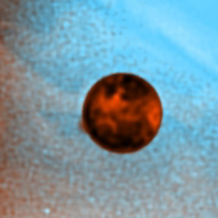 Hubble Captures Volcanic Eruption Plume From Io