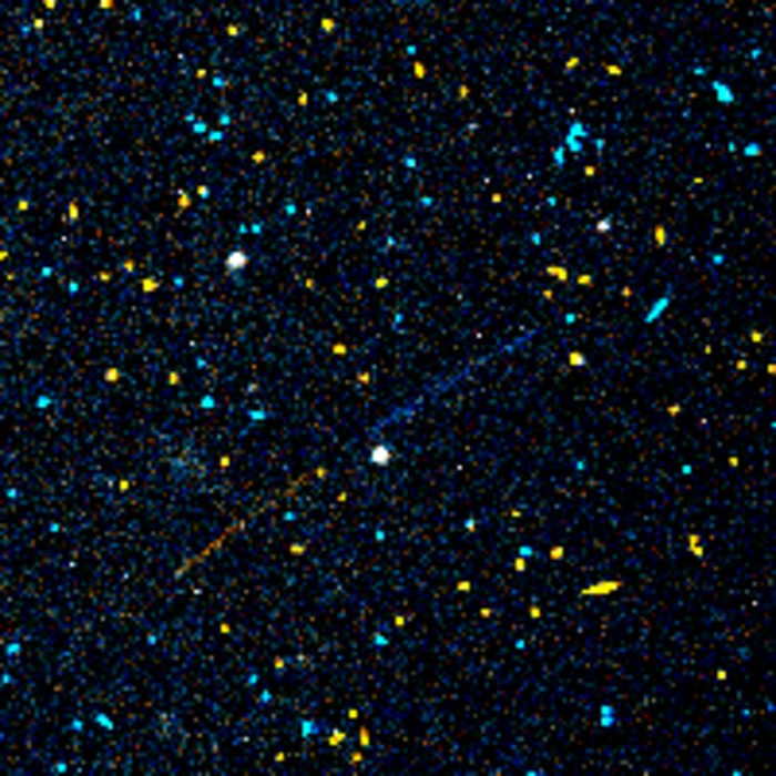 Serendipitously discovered asteroids