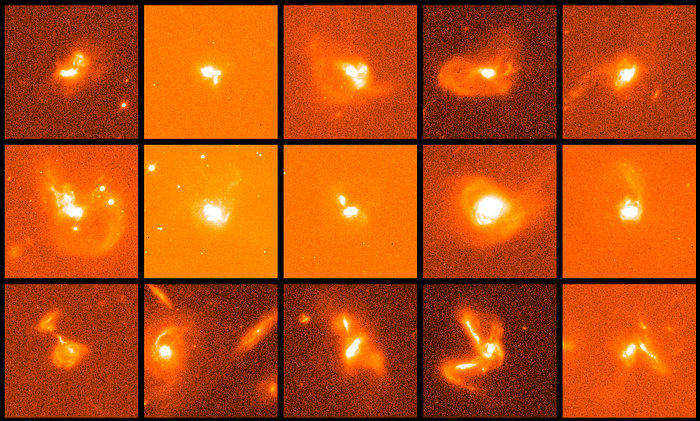 Multiple Galaxy Collisions