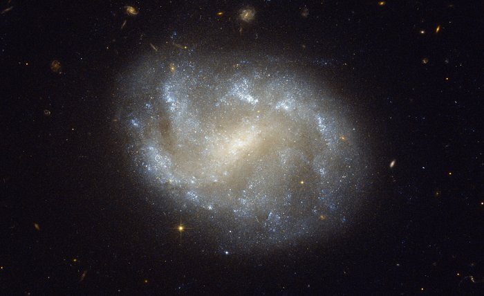 Galaxies' El Dorado