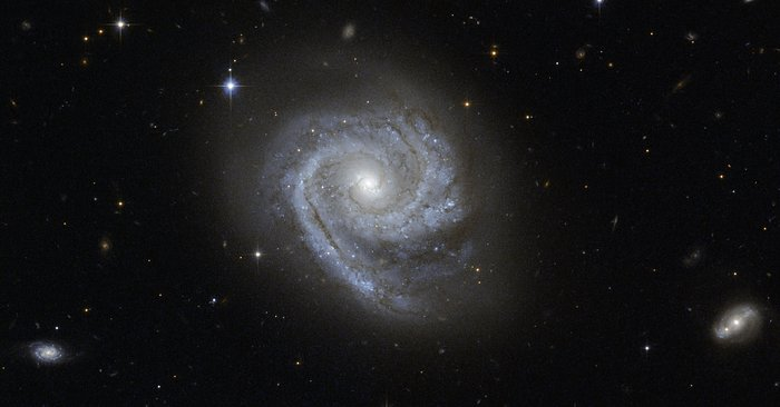 A spiral within a spiral