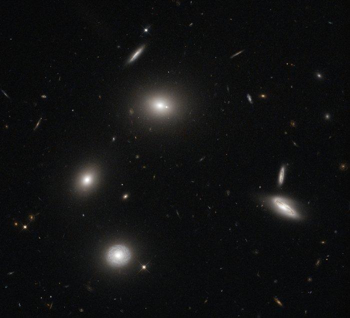 Galactic fireflies