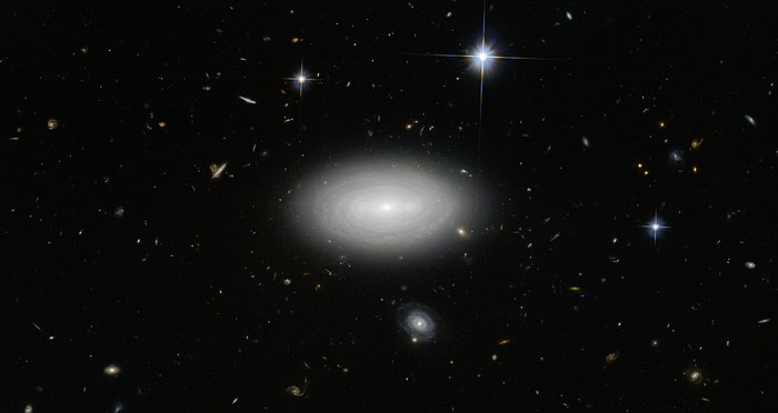 The loneliest of galaxies