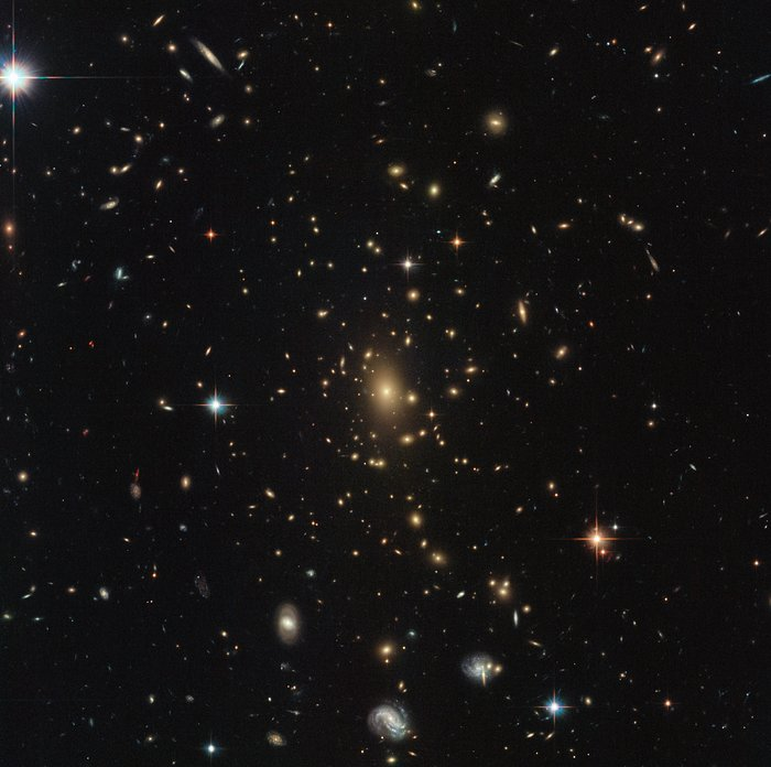 Zooming in on the early Universe