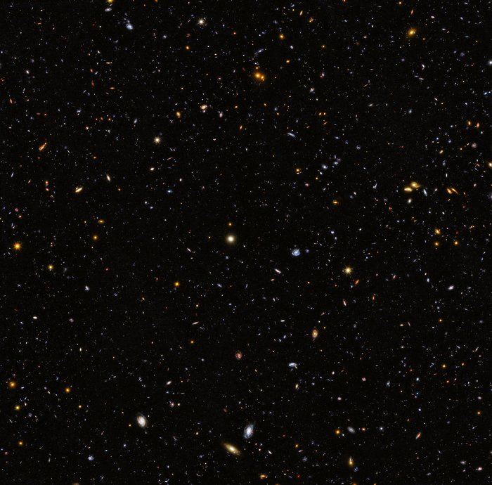 GOODS-South Hubble Deep UV Legacy Field