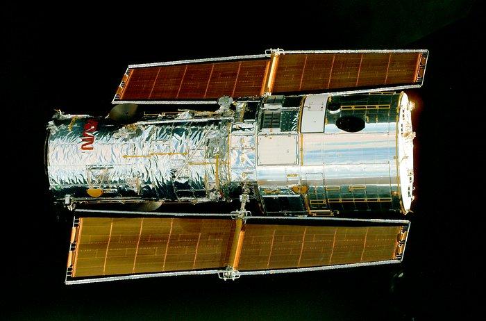 SM2: Hubble Close-Up
