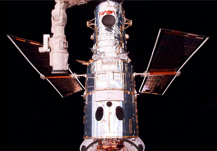 SM2: Hubble Hooked up with Discovery