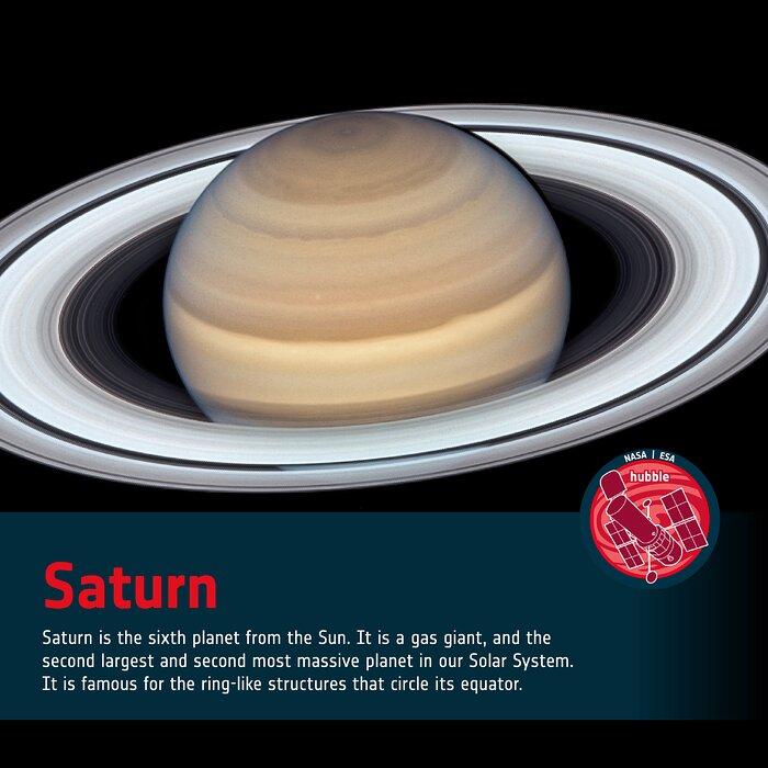 Word Bank: Saturn