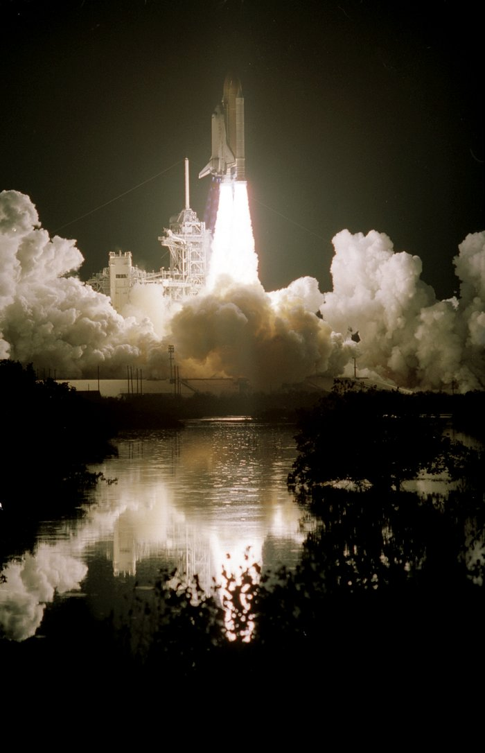 SM3A: Discovery Liftoff