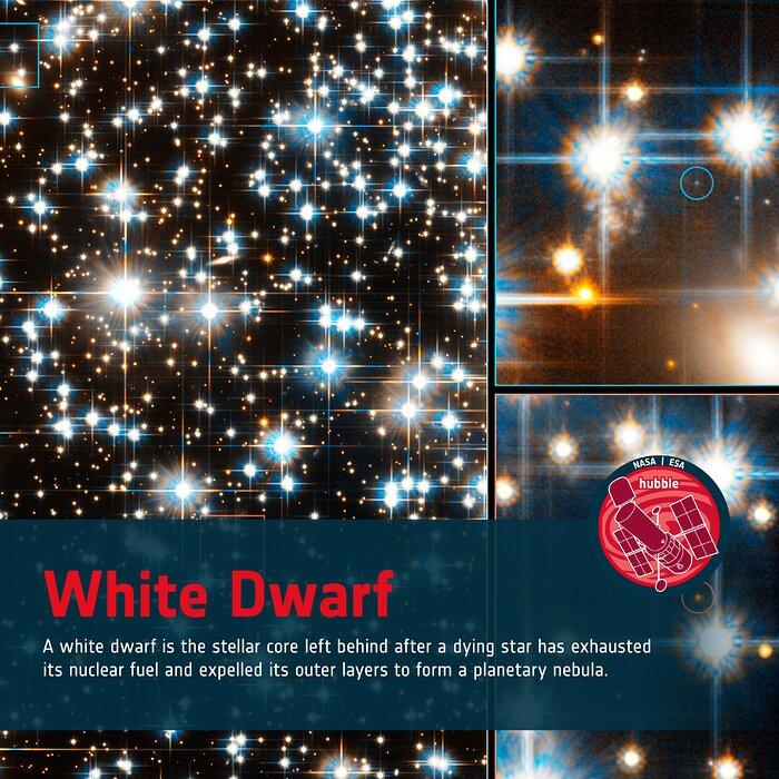 Word Bank: White Dwarf