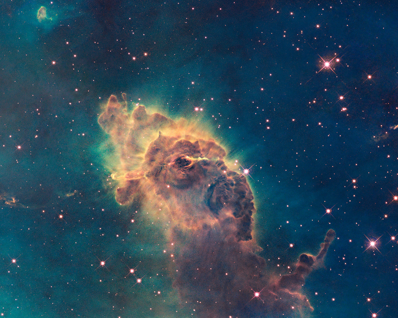 hubble space telescope star 2 - photo #10