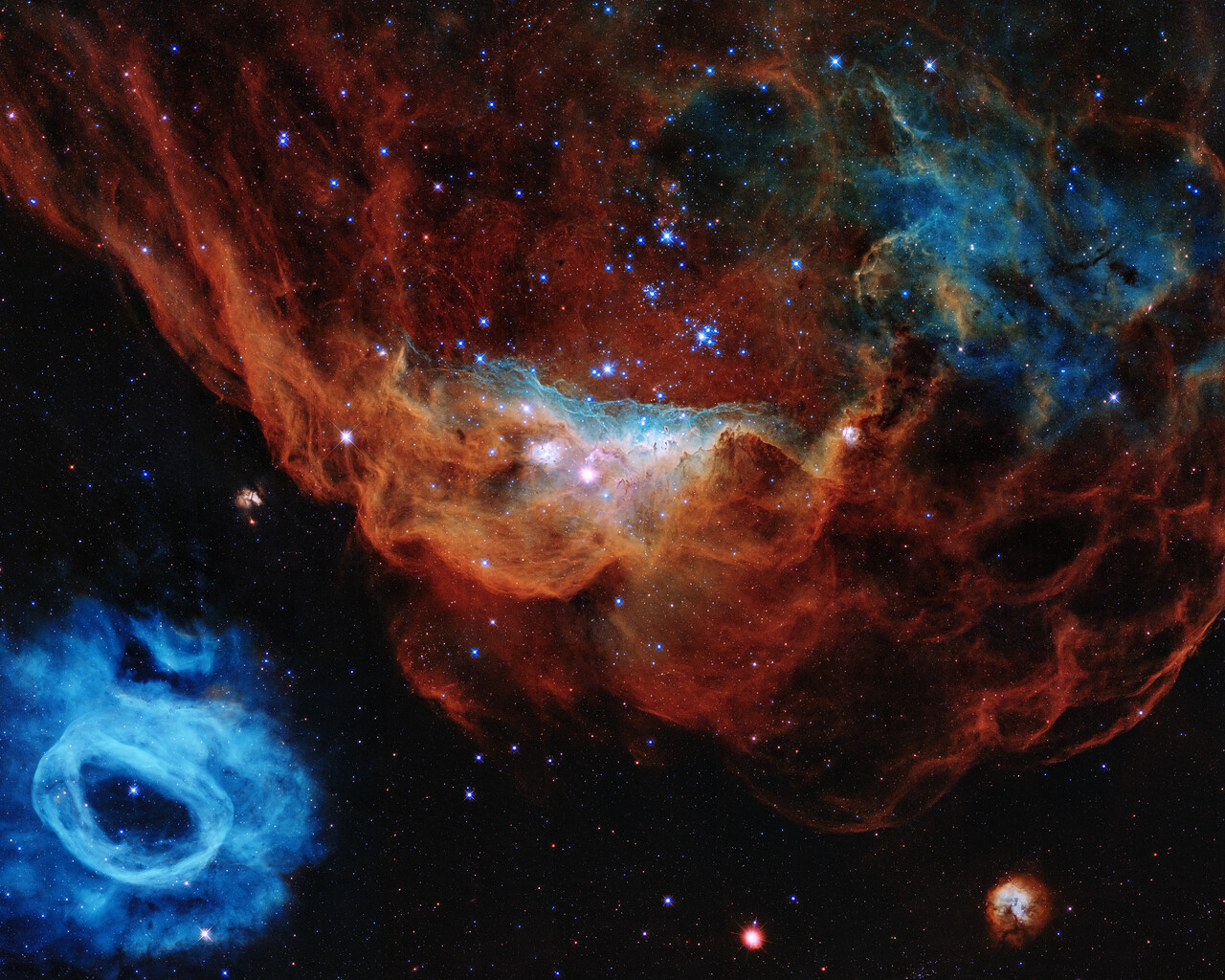Top 100 Images Esa Hubble