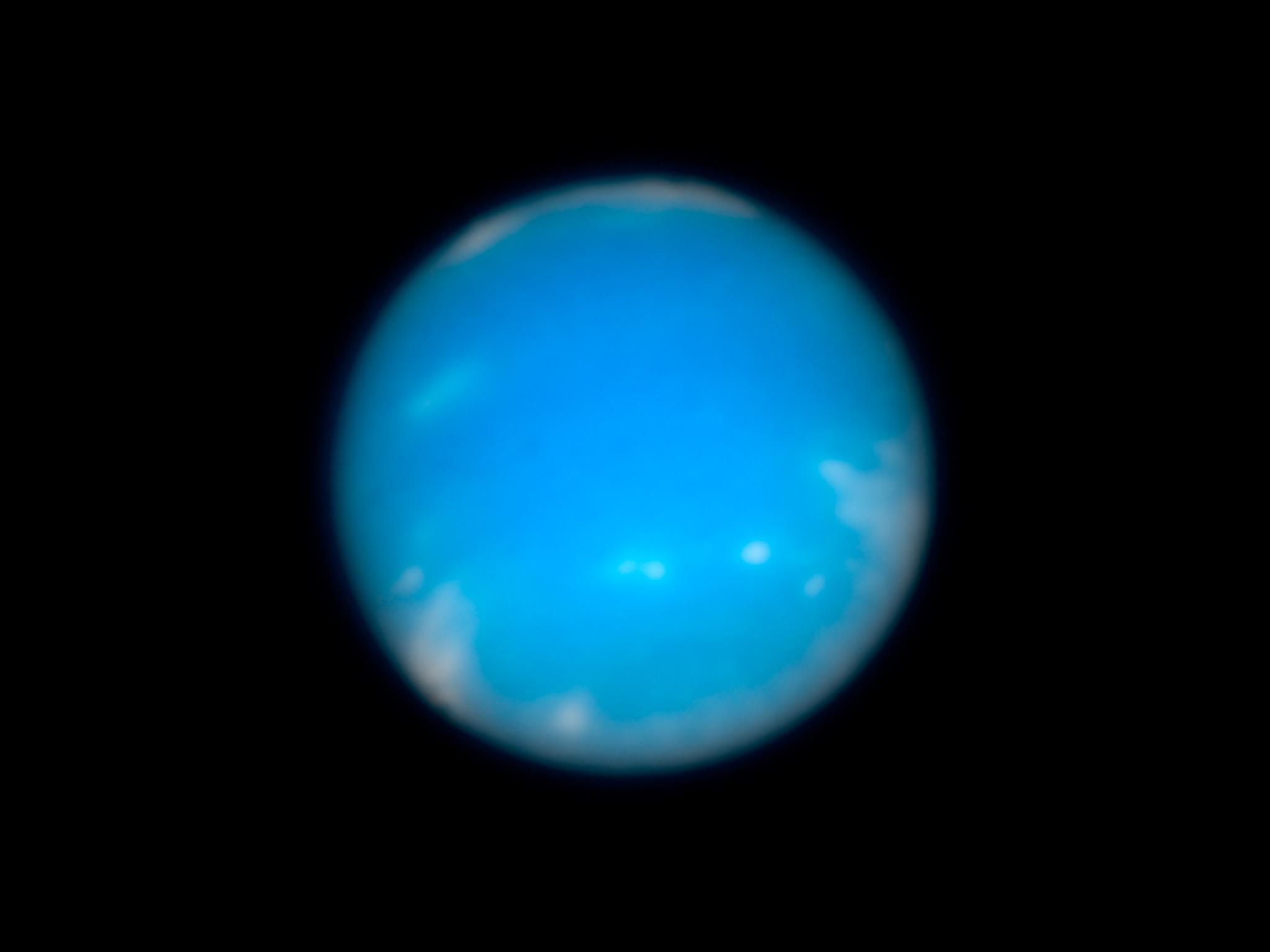 Hubble image of Neptune | ESA/Hubble