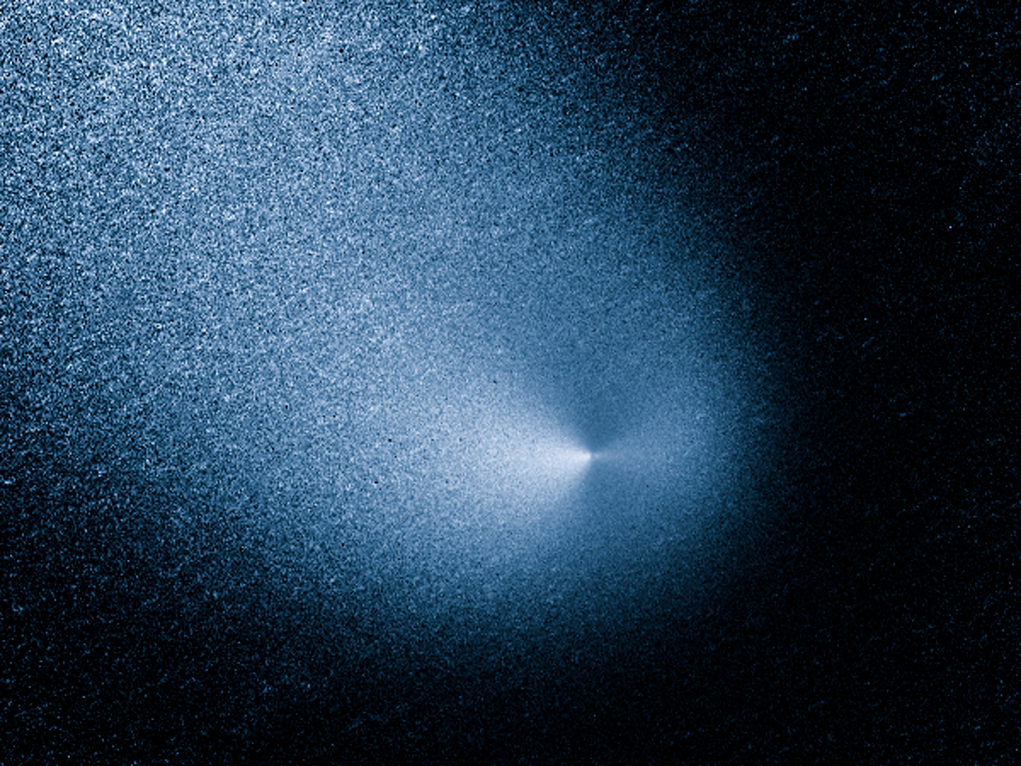 Comet Siding Spring Esa Hubble