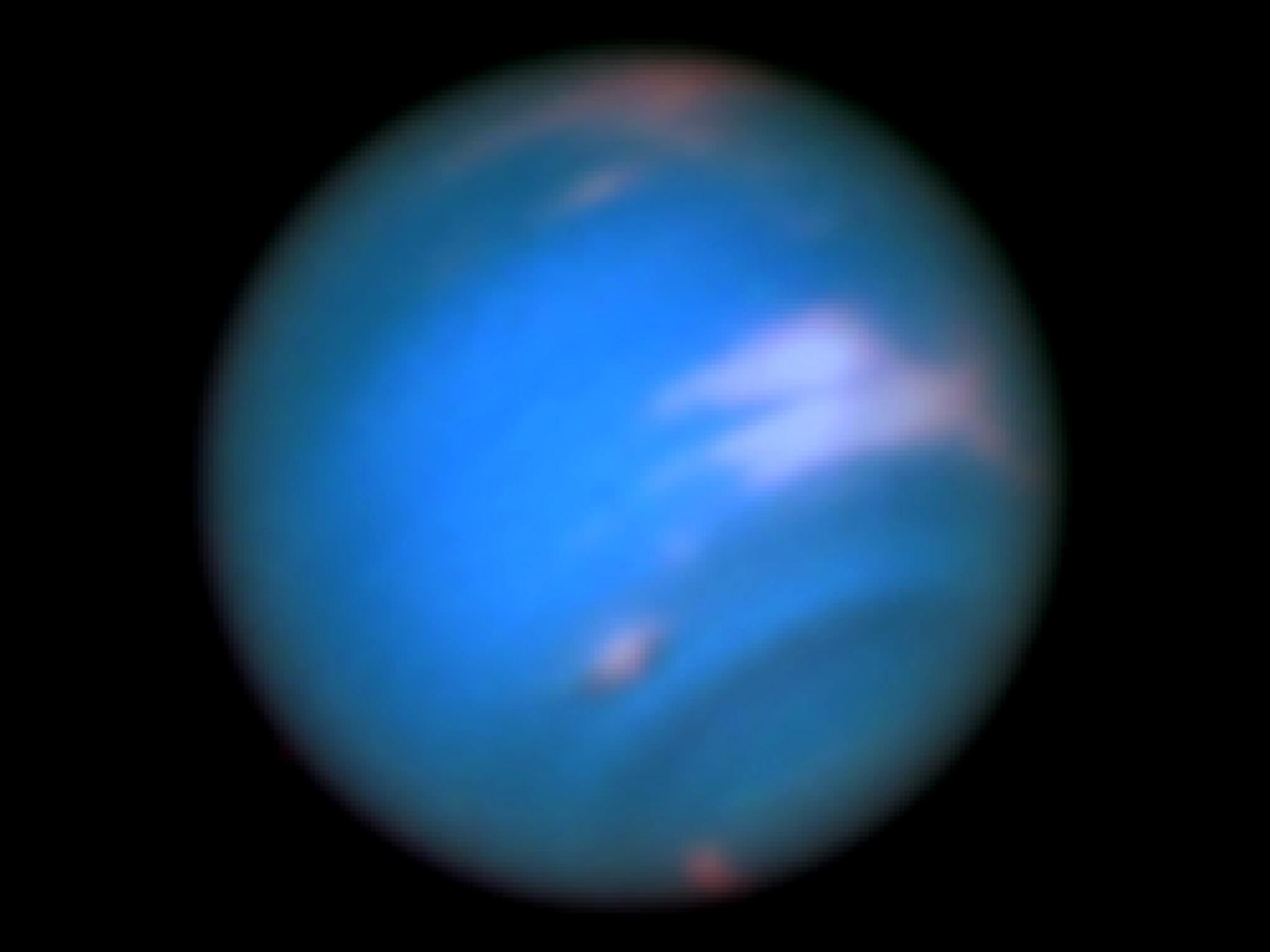 Neptune Full Colour  Esahubble-1244
